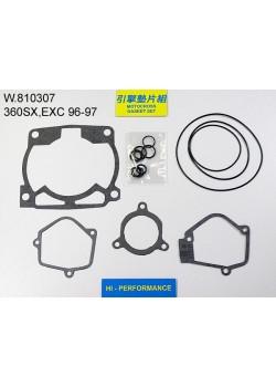 360 SX/EXC Pochette de...