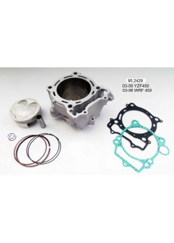 450 WRF kit cylindre Piston
